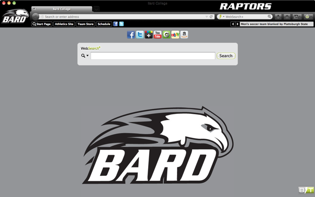 Bard College welcome image