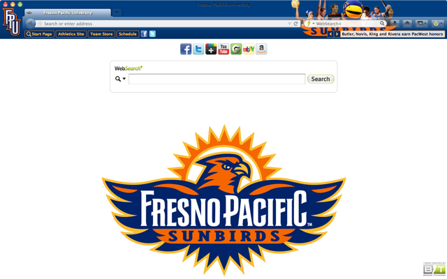 Fresno Pacific University welcome image