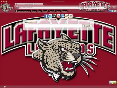 Lafayette College welcome image