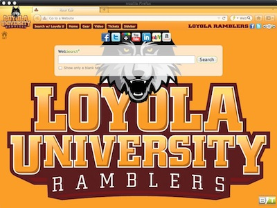 Loyola University Chicago welcome image