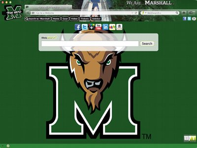 Marshall University welcome image