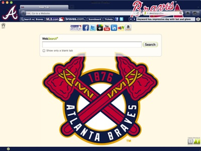 Atlanta Braves welcome image
