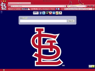 St. Louis Cardinals welcome image