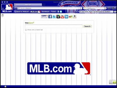 MLB.com welcome image