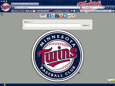 Minnesota Twins welcome image