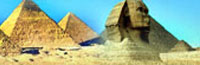 Pyramids of Egypt Interactive Persona