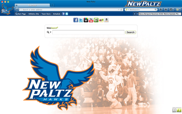 New Paltz welcome image