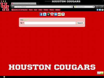 University of Houston welcome image