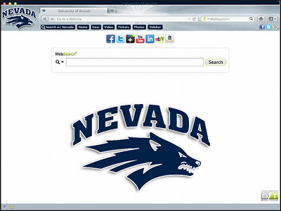 University of Nevada welcome image