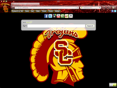 USC welcome image