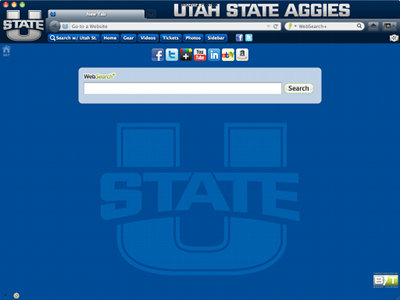 Utah State University welcome image