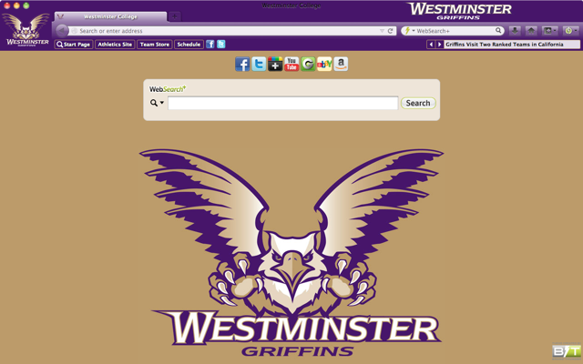 Westminster College welcome image